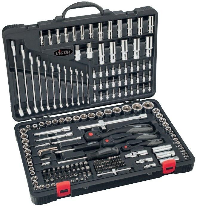 99290590ca512 Sada nástrčných kľúčov / hlavíc VIGOR V3277 | AAmarket.sk