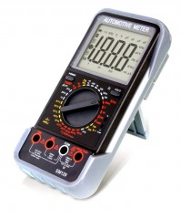 Príručný minimotortester / multimeter Automotive Meter EM 129